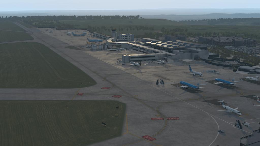 Bristol Airport - Pilot Plus