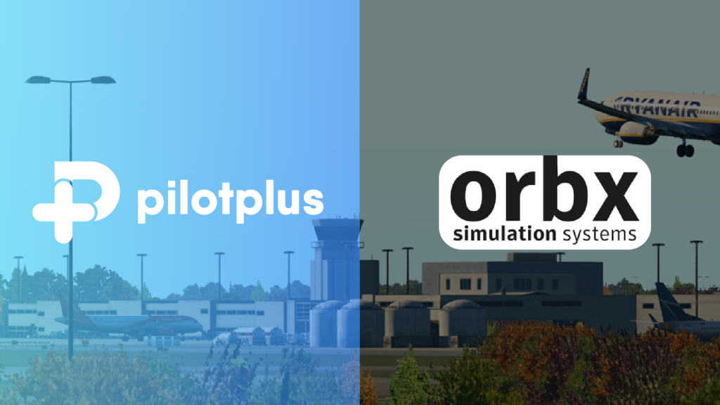 Pilot Plus and Orbx Partnership